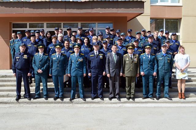 367 годовщина Пожарной охраны РФ!