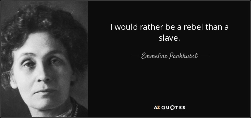 emmeline pankhurst brief essay During his brief life,  emmeline pankhurst and karl marx are among these great thinkers who have commented on the role of the majority in  thoreau's essay,.