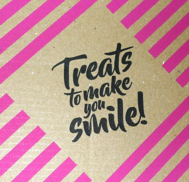 Treat Yourself With Your Own Treatbox box of goodies
