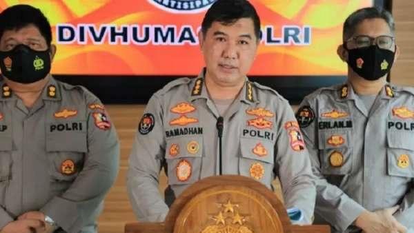 Dapat Petunjuk dari JPU, Polri akan Periksa Habib Rizieq Soal Kasus Teror*sme Munarman