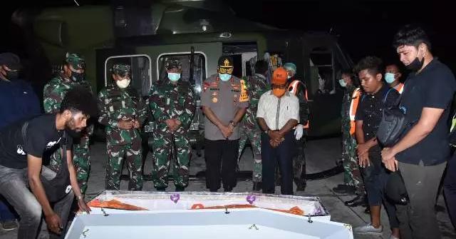 Kapolda Papua Sesalkan Peristiwa Berdarah Di Mamberamo Raya Indometro Media