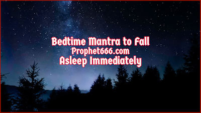 Mantras for Insomnia