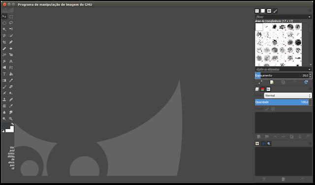 PhotoGIMP versão Ubuntu