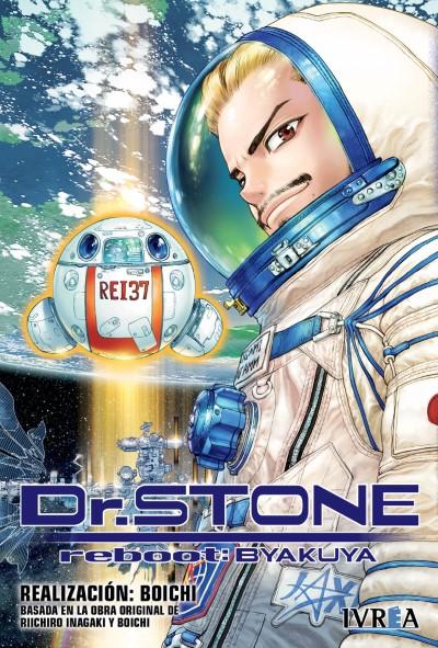 Reseña de Dr. Stone Reboot: Byakuya de Boichi, Ivréa