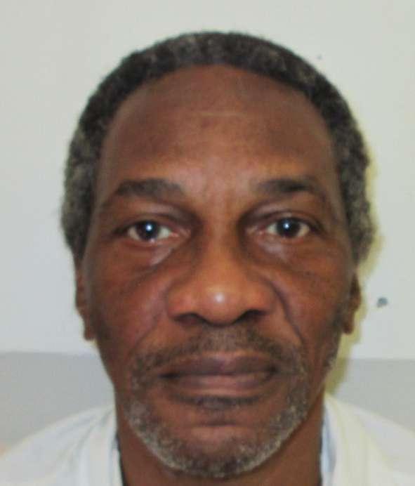 Larry George Alabama Death Row 1