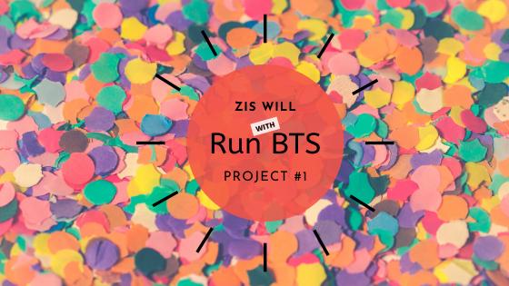 RUN BTS! Project #1: Lucu dan Polosnya Para Member BTS