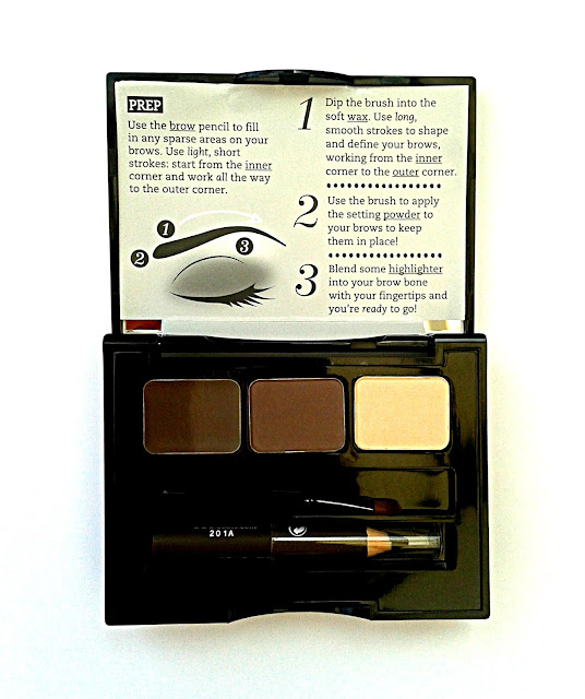 Seventeen Brow's That! Brow Kit