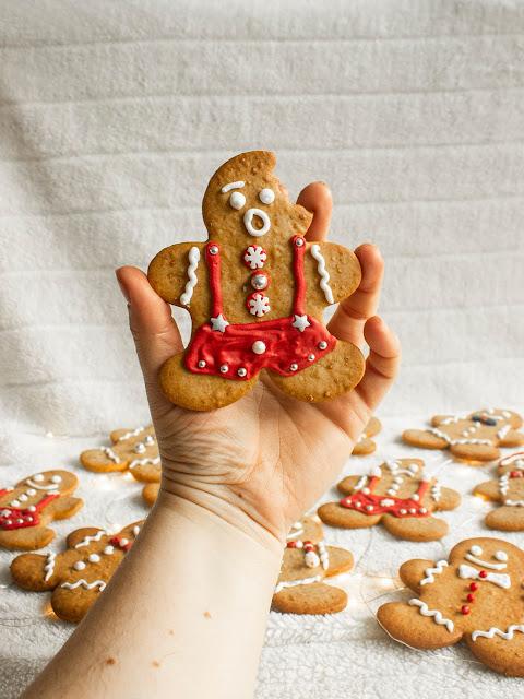 Gingerbread Man (hombrecillo De Jengibre)
