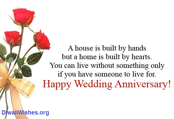 Marriage Wishes Quotes In English