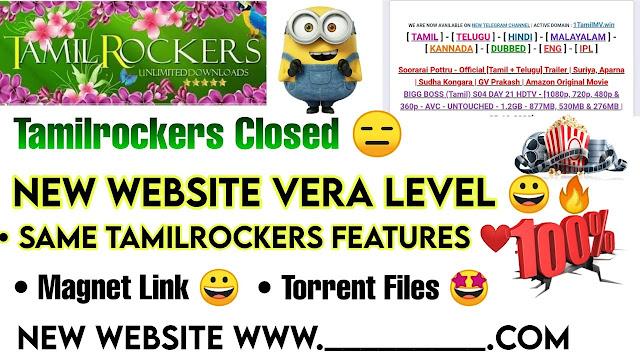 Tamilrockers download
