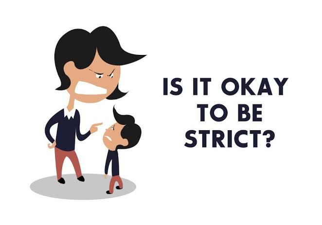 Parents who are too strict - write up by Naomi Nisha Ndam #Arewapublisize