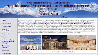 ANPA in ANMA Conference 2019- Pokhara, Nepal