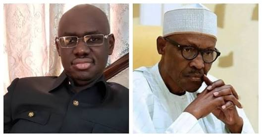 Open Letter To President Buhari By APC Chieftain, Timi Frank