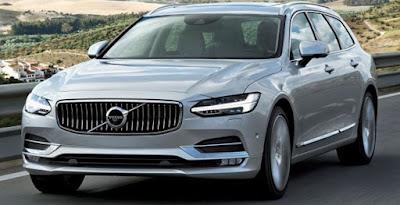 2018 Volvo V90 Wagon Prix, date de sortie et spécifications Rumeur