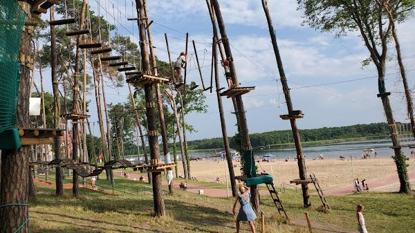 Park linowy lubuskie