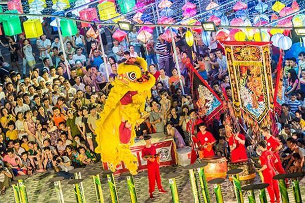 The International Lion, Dragon and Unicorn Dance Festival to take place at Sun World Danang Wonders