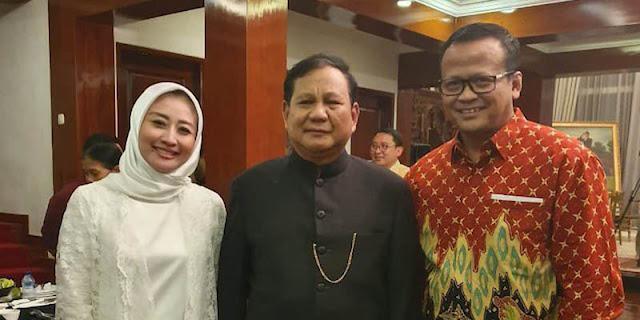Istri Edhy Prabowo Juga Dicekal Keluar Negeri