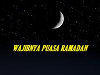 Wajibnya Puasa Ramadan
