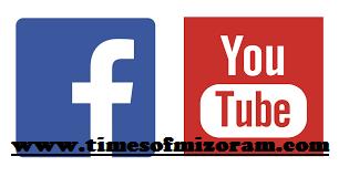 Mizote Hina Facebook leh YouTube Hi Kan Hmang Nasa Tawh