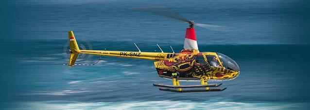 Menyediakan Sewa Helikopter Denpasar, Bali Terdekat