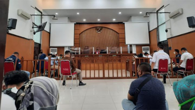 Hakim Pengadilan Negeri Jaksel Tolak Praperadilan HR5, Status Tersangka Sah