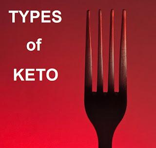أشهر انواع الكيتو دايت