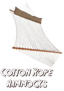 Cotton Rope Hammocks, Cotton Hammocks, Hammocks,