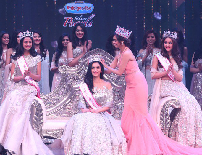 Manushi Chillar won Miss India-Hot and lovely Pictures of her will amuse her