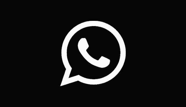 we can use whatsapp iPhone dark mode