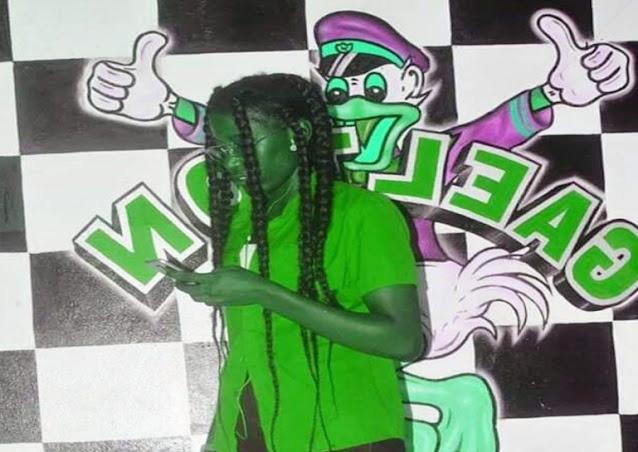 Ruth Nanamy - Dona Da Boca (Kuduro) [Prod. Derisboy Production]
