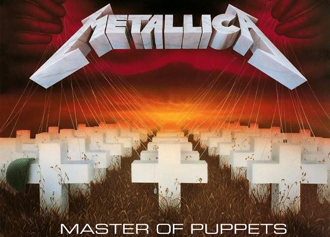 """35 años de """"Master of Puppets"""""""