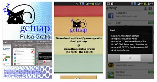 Aplikasi Untuk Mendapatkan Pulsa Gratis Di Android