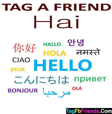 Hi in Malay language