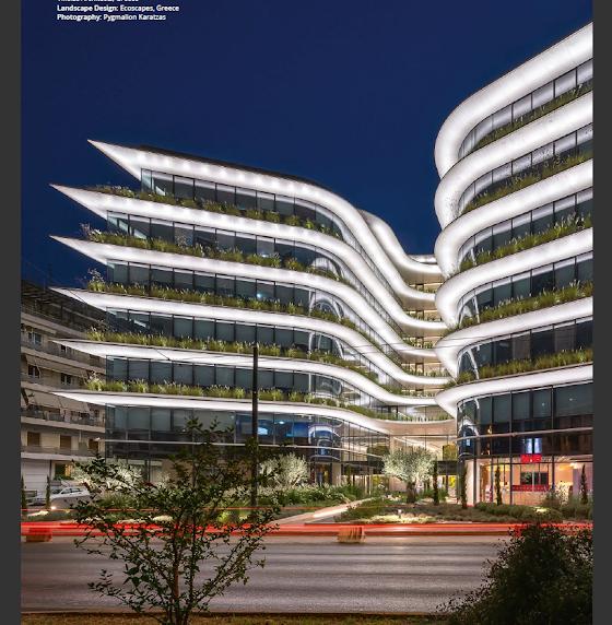 Hình ảnh công trình trên tạp chí Arc-Lighting-Architecture–October-November 2020