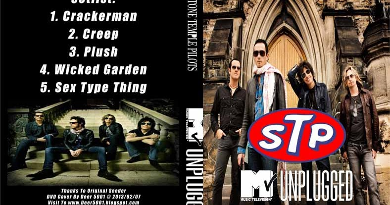 Deer5001RockConcert: Stone Temple Pilots - MTV Unplugged 1993