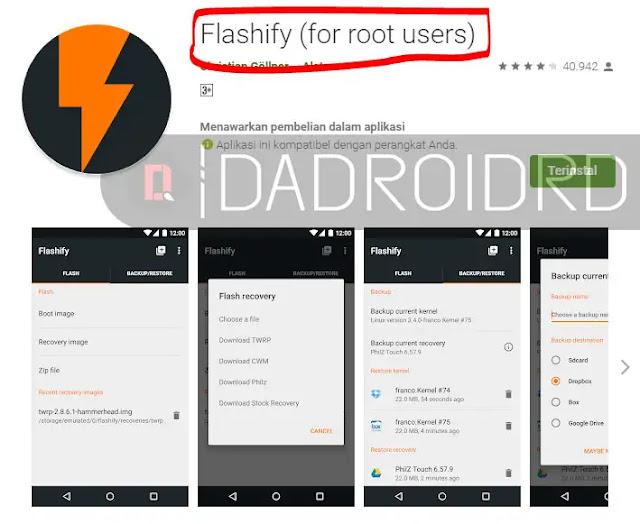 Install TWRP Android, Tutorial Install TWRP Android, Pasang Install TWRP Android, Download Install TWRP Android, Install TWRP tanpa PC, Isntall TWRP Root, Panduan Isntall TWRP Android, TWRP Official. TWRP Unofficial, Apa itu TWRP, Pengertian TWRP, Keunggulan TWRP, Kelemahan TWRP, Bahaya TWRP, Custom Recovery TWRP, Install TWRP Fastboot, File TWRP, Flashify TWRP, Cara pakai Flashify, Pasang TWRP dengan Flashify, TWRP CMD Fastboot. Command TWRP Fastboot