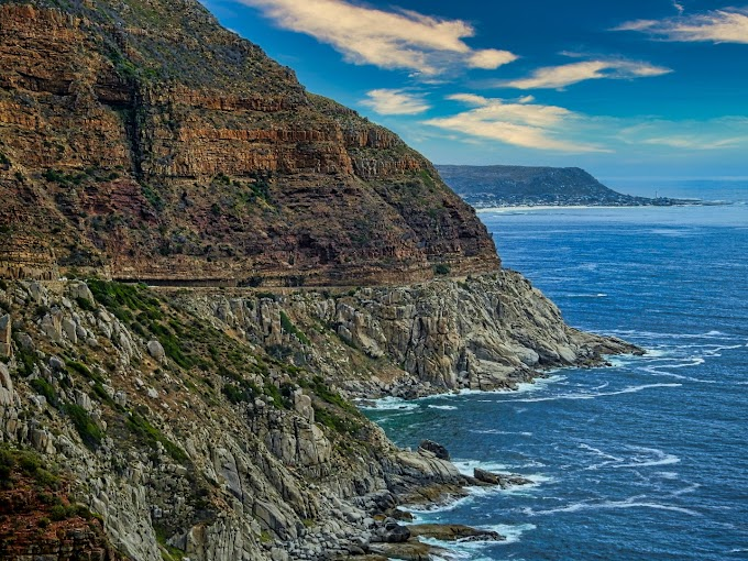 Chapman Drive South Africa