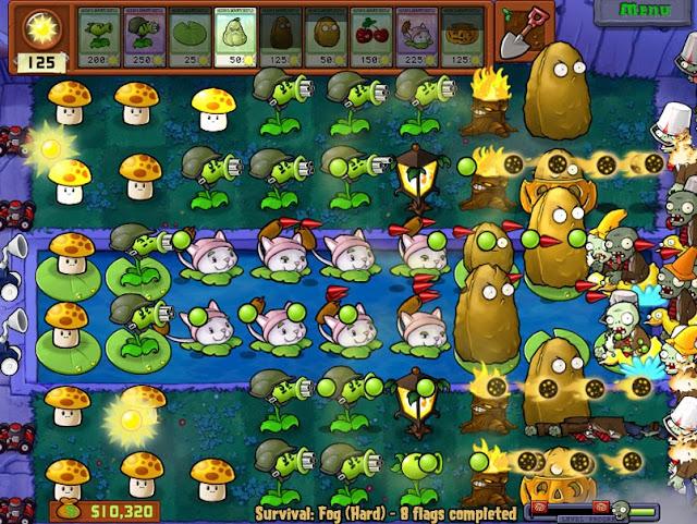 Download game plant vs zombie 3 Full -  tải Popcap 2013