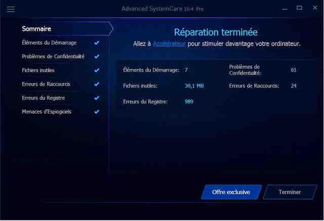 تفعيل Advanced SystemCare pro بشكل صحيح للويندوز
