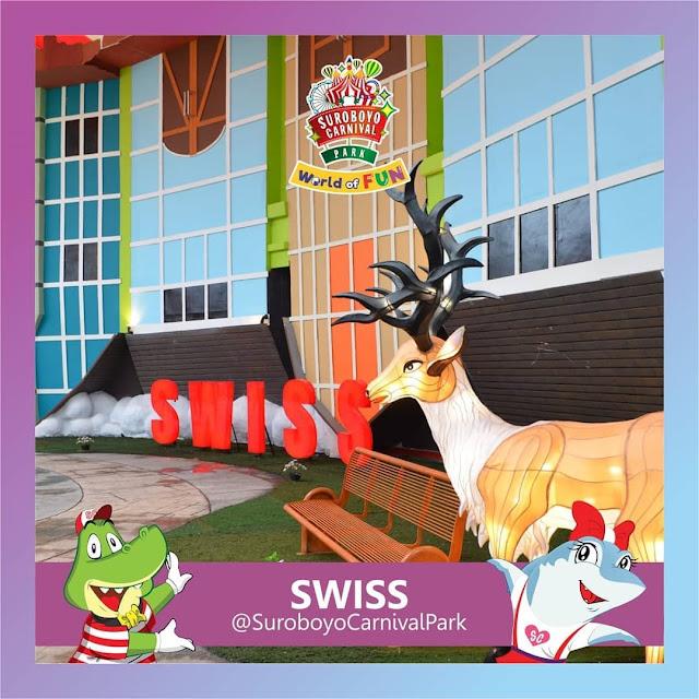 Zona Swiss Suroboyo Carnival Park