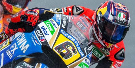 Bradl Kecewa Gagal Kalahkan Duet Ducati