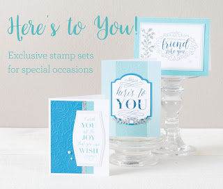 CTMH Here's To You Card Kit Workshop