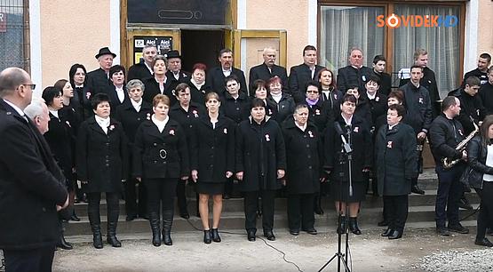 Alsó- és Felsősófalván is ünnepeltek