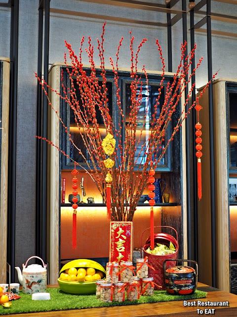 NIPAH @EQ KUALA LUMPUR Chinese New Year Decoration