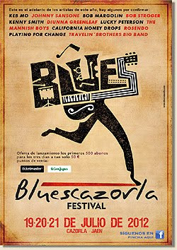 Blues Cazorla Festival