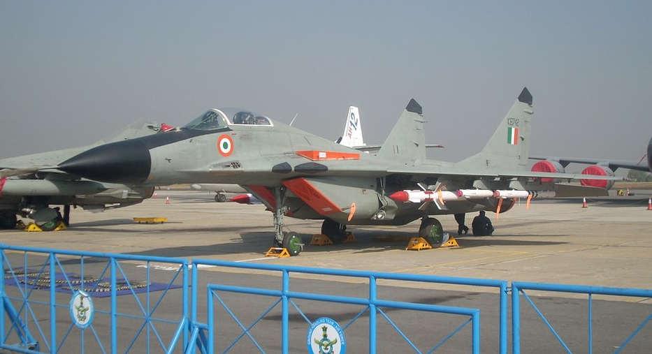 Military and Commercial Technology: Indian Air Force may