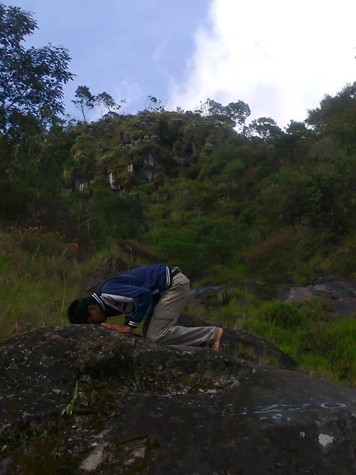 Tersesat di Gunung Sumbing