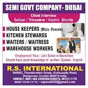 DUBAI JOBS : REQUIRED FOR SEMI GOVT COMPANY IN DUBAI .g