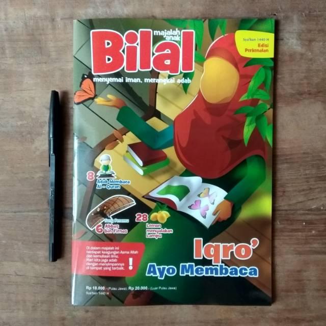 Buat Majalah Anak