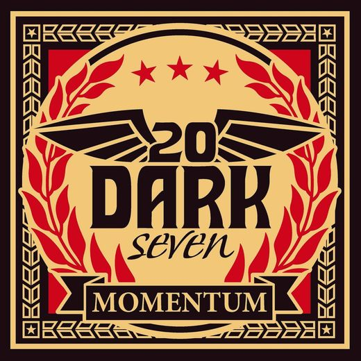 TwentyDarkSeven - Momentum [Ltd. Edition Digipak +3] (2017) full